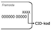 CVV-kod