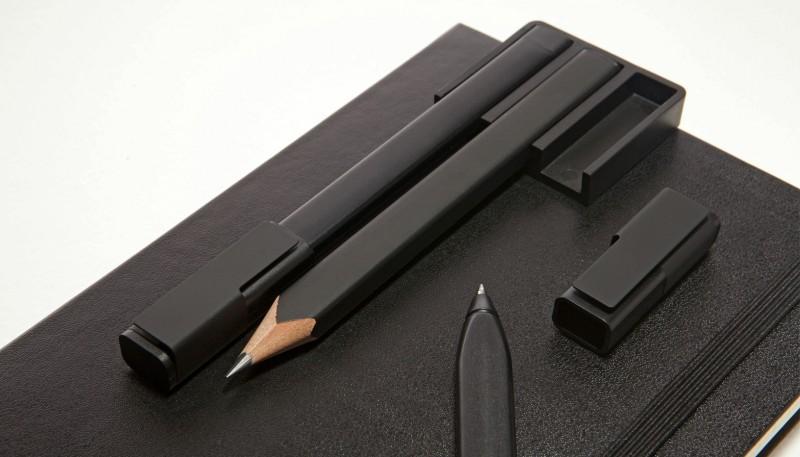 Pennhållare & penngrepp Moleskine 3 penngrepp + 1 hållare