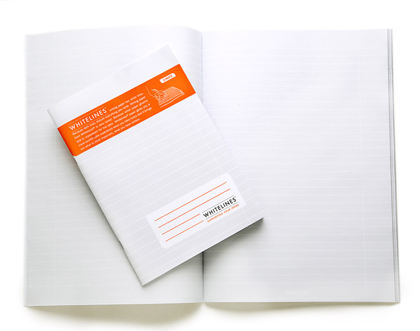 Whitelines papper